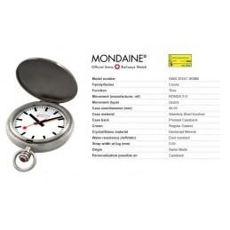 Orologio Mondaine - Evo Savonette