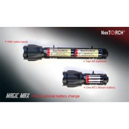 Nextorch Magic Max