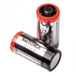 Nextorch – NT123A Batteries