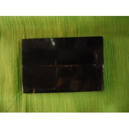 Placchette di bufalo nero I qualità