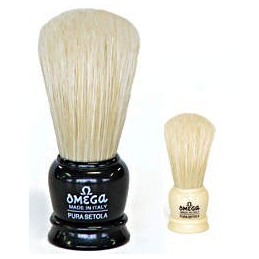 Omega bristle brush mod. 50068