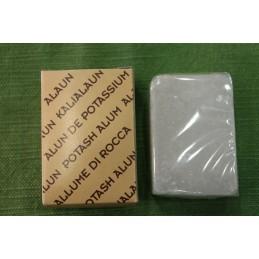 Hemostatic soap