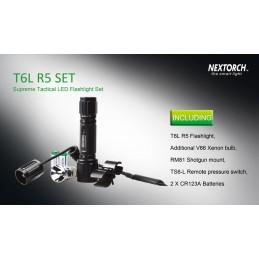 Nextorch - T6L R5 LED SET