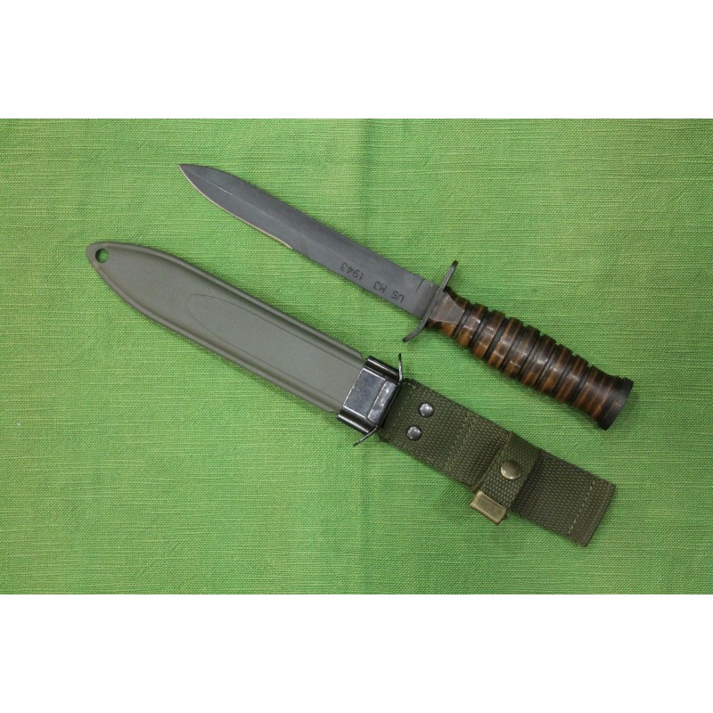 COLTELLO OLIVETTO M3 US 1943 KNIFE
