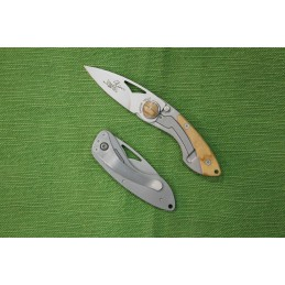 COLTELLO VIPER SLIM ULIVO