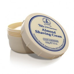 Taylor Shaving Cream - Almond