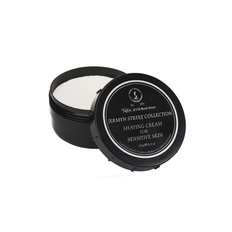 Crema da Barba Taylor - Jermyn Street Collection Sensitive Skin ciotola