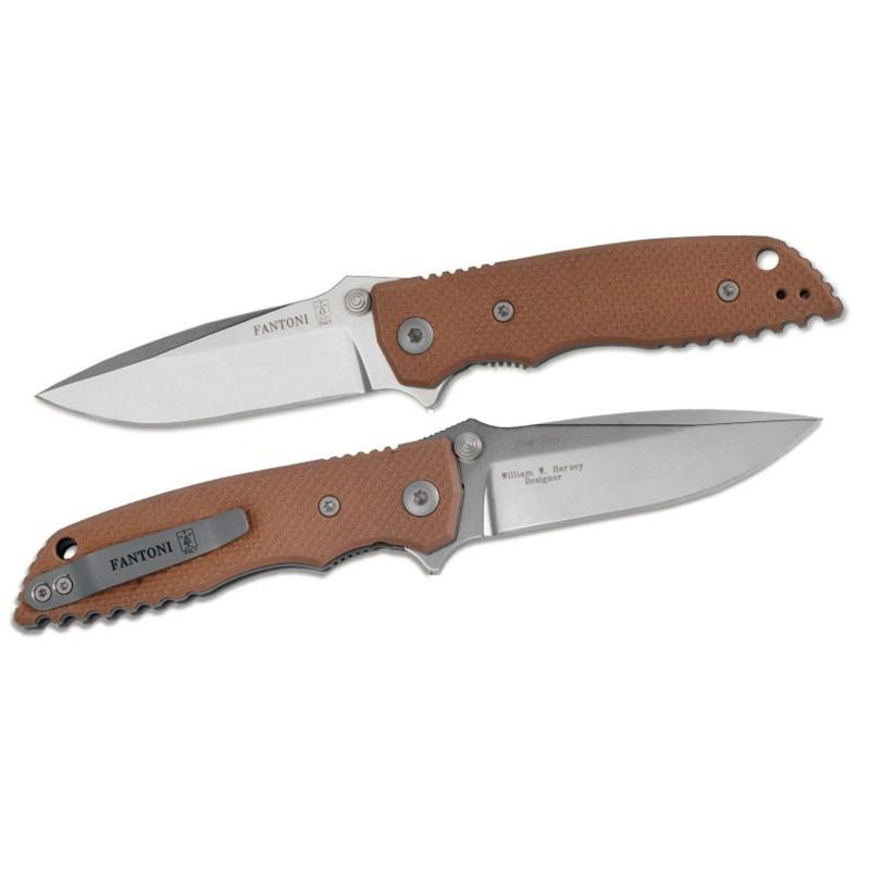 coltello fantoni - hb01 desert