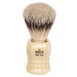 Brush Rate Omega Silvertip...
