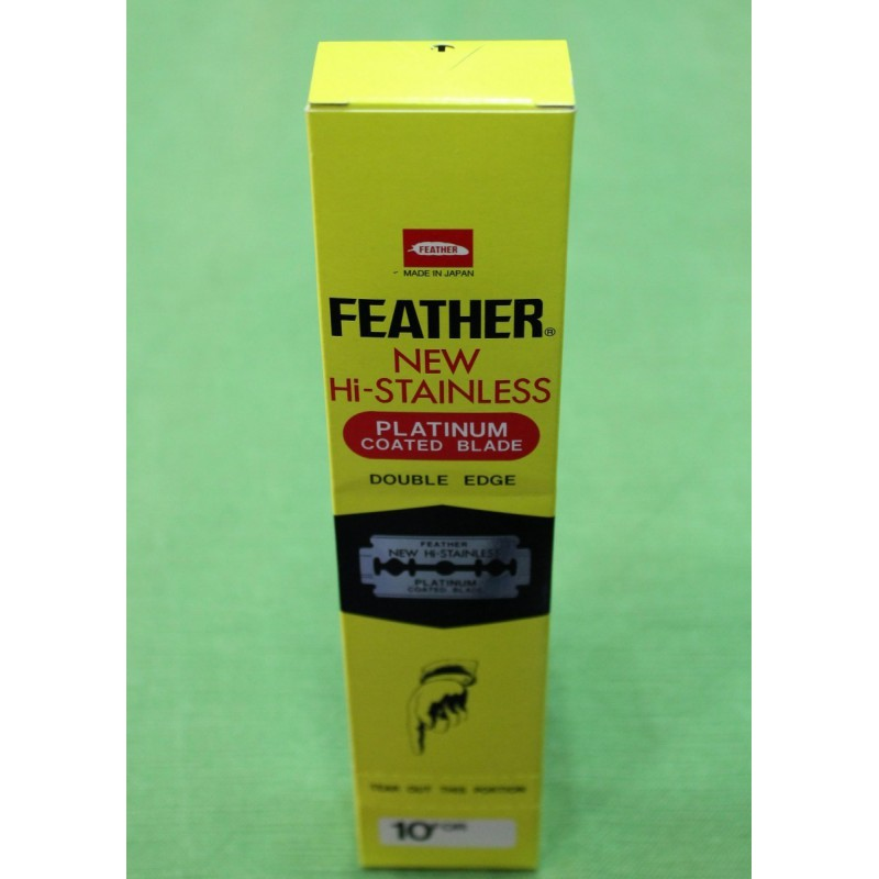 Lame Barba Feather - confezione 200 pezzi