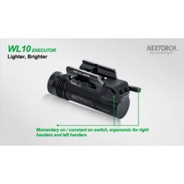 Nextorch WL10 Executor Led