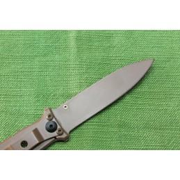 Coltello Fox FKMD - Hector Coyote Tan mod. FX-504 SW