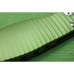 Coltello Lion Steel - SR1 Alluminio Verde mod. SR-1