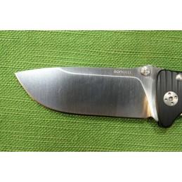 Coltello Lion Steel - SR2 Alluminio Nero mod. SR-2
