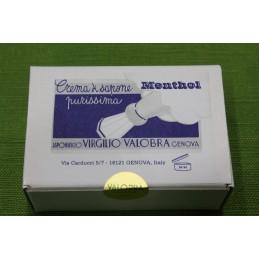 Crema da Barba Valobra - Mentolo Confenzione 150g