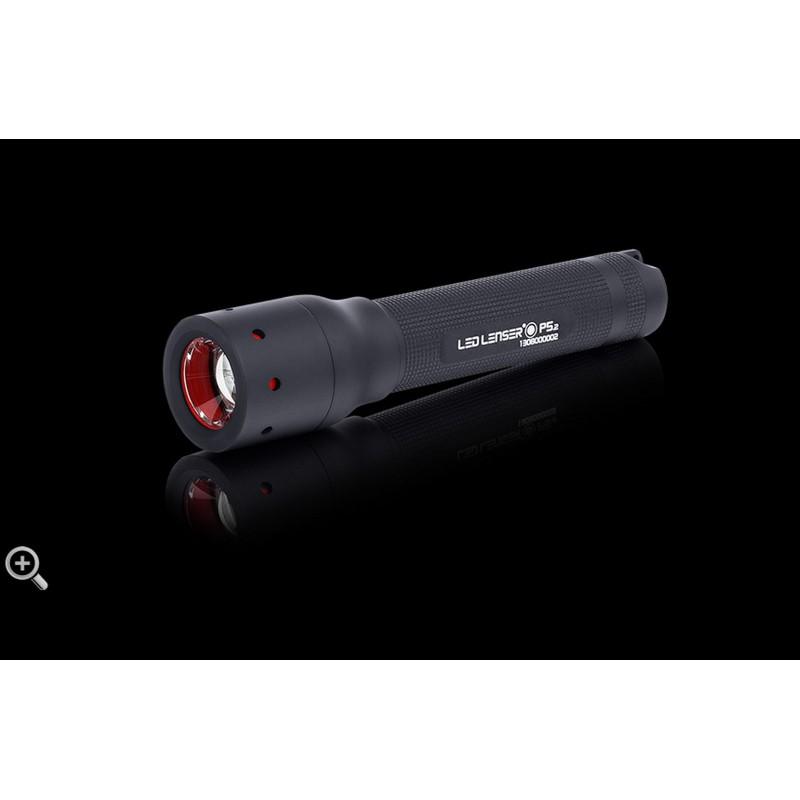 Led lenser 9405 nera Torcia LED