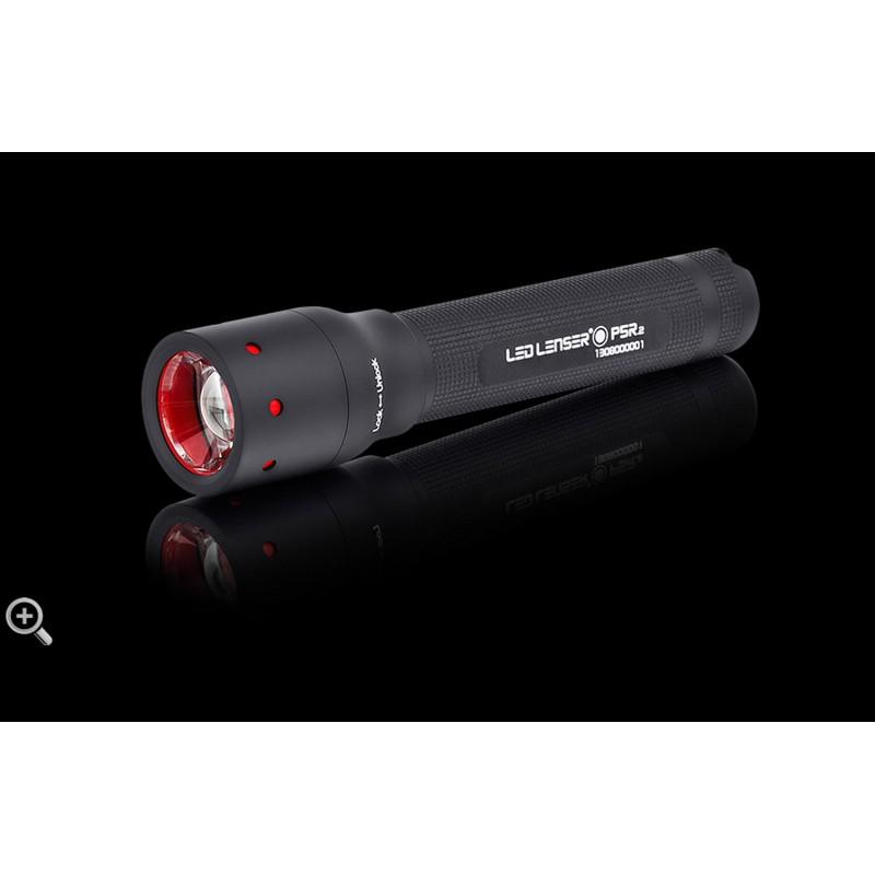 Torcia Led Lenser P5R.2 Ricaricabile