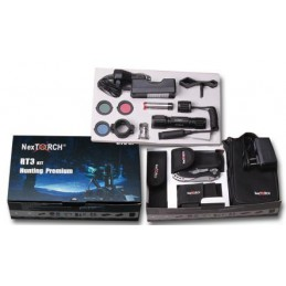 Nextorch RT3 + Accessories
