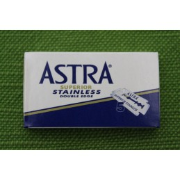 Lame Astra Superior Stainless Blue