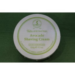 Taylor Avocado Shaving Cream