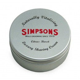 Crema da Barba Simpsons Citrus Burst