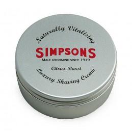 Crema da Barba Simpsons Citrus Burst