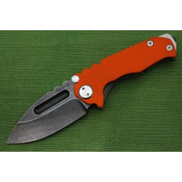 Coltello Medford Micro Praetorian G Orange