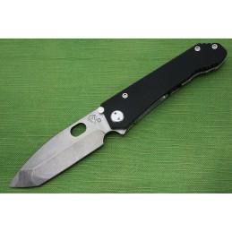 Coltello Medford 187 DPT G10 Black Tanto