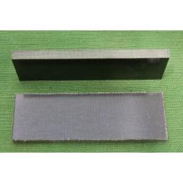 Placchette Micarta Canvas Green per coltelli