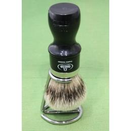 Pennello Omega Tasso Silvertip 6782.Y con Supporto