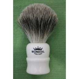 Pennello da barba Mondial Crosby Fine Badger Large