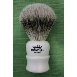Pennello da Barba Mondial Crosby Super Badger Large