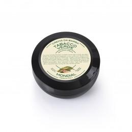 Crema da Barba Mondial Tabacco Verde Travel Pack