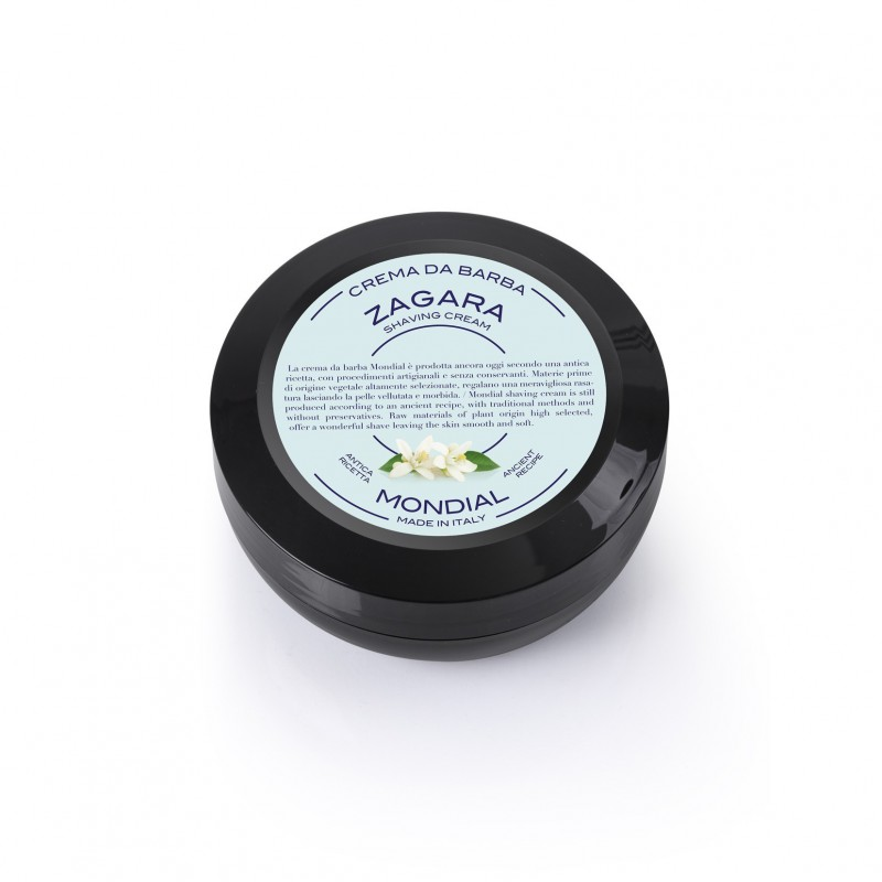 Crema da barba Mondial Zagara Travel Pack