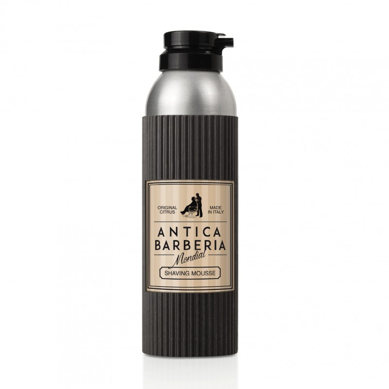 Mousse da barba Mondial Antica Barberia