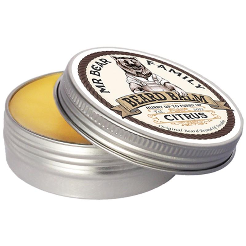 Balsamo barba Mr Bear Citrus