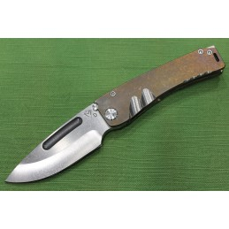Medford Marauder Drop Point - Coltello Medford Knives