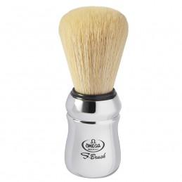 Pennello da barba Omega S-Brush S10083 setola sintetica
