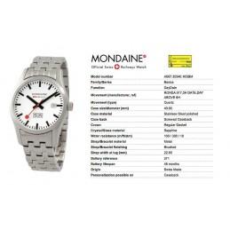 Orologio Mondaine - Retro Day Date