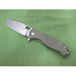 Viper Fortis G10 Green knife