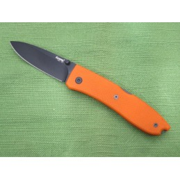 LION STEEL - OPERA MANICO G10 ORANGE