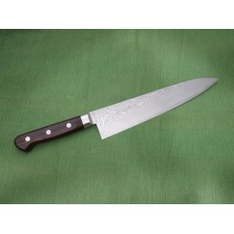 COLTELLO KIYA DA CHEF 21CM IN DAMASCO