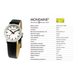 Orologio Mondaine - Classic Ladies