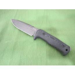 Lion Steel T5 Micarta Black