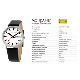 Orologio Mondaine - Classic Day-Date