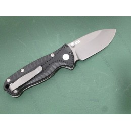 Kizer Hunter Small G10 Black