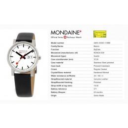 Orologio Mondaine - Evo Big Date