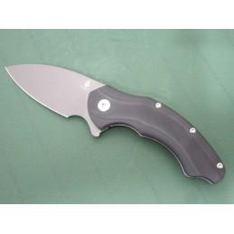 Kizer Roach Black G10