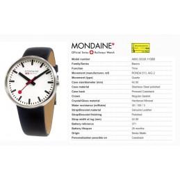 Orologio Mondaine - Giant Sizeᅠ