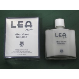 Aftershave Lotion Balm Lea...